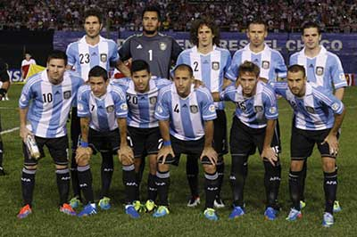 Argentina National Team Products
