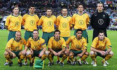 Australia National Team Products