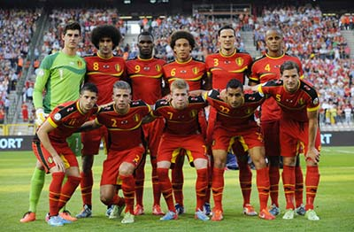 Belgium National Team Products