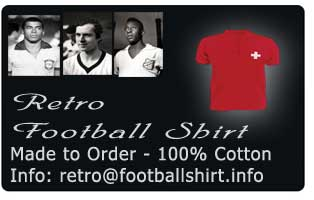 Retro Football Shirts