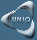go home UNIQ Apparel International - Sports & Leisure Wear & Equipment  - UNIQ Sport Logo